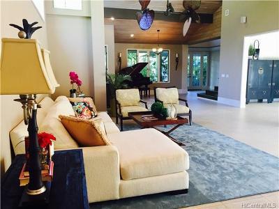 Hawaii County, Honolulu County Single Family Home For Sale: 4764 Aukai Avenue