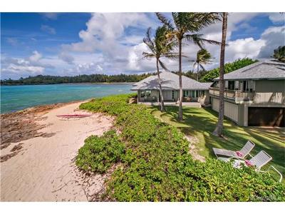 Single Family Home Sold: 57-319 Pahipahialua Street