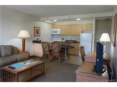 Hawaii County, Honolulu County Condo/Townhouse For Sale: 229 Paoakalani Avenue #1205