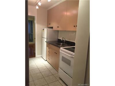 Honolulu Condo/Townhouse In Escrow Showing: 425 Ena Road #401A