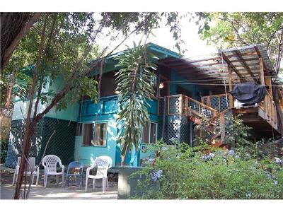 Kailua Single Family Home For Sale: 75-5712 Kalawa Street
