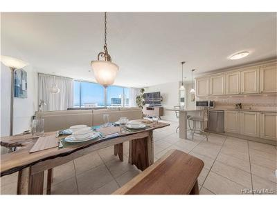 Hawaii County, Honolulu County Condo/Townhouse For Sale: 1777 Ala Moana Boulevard #2611