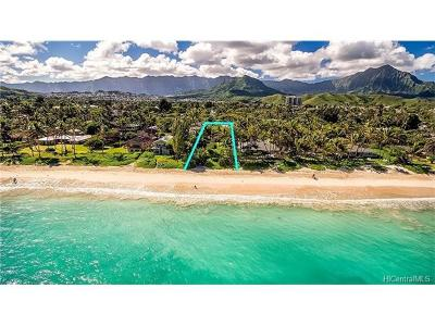 Kailua HI Single Family Home For Sale: $7,250,000