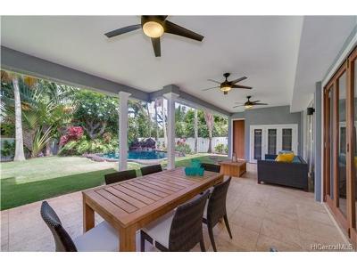 Hawaii County, Honolulu County Single Family Home For Sale: 736 Elepaio Street