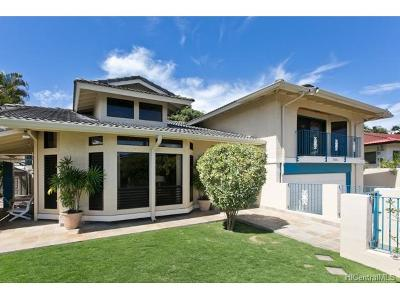 Single Family Home For Sale: 1026 Luapele Drive