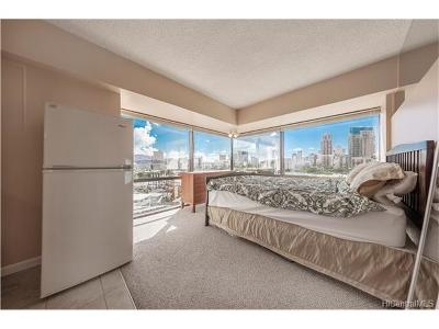 Honolulu HI Condo/Townhouse For Sale: $145,000