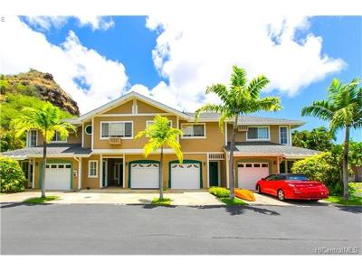 Honolulu County Condo/Townhouse In Escrow Showing: 7188 Hawaii Kai Drive #243