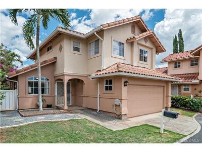 Waipahu Single Family Home For Sale: 94-208b Iokoo Place