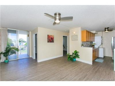 Honolulu Condo/Townhouse In Escrow Showing: 1260 Richard Lane #418