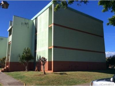 Wahiawa Condo/Townhouse In Escrow Showing: 1046 Ehoeho Avenue #330