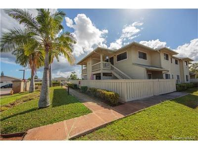 Kapolei Condo/Townhouse In Escrow Showing: 91-1018 Kaiau Avenue #1E