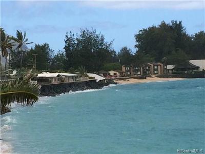 Waialua Single Family Home For Sale: 68-695 Farrington Highway