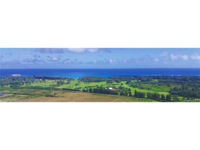 Kahuku Single Family Home For Sale: Lot 1193 Kamehameha Highway