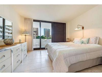 Honolulu Condo/Townhouse In Escrow Showing: 425 Ena Road #402A
