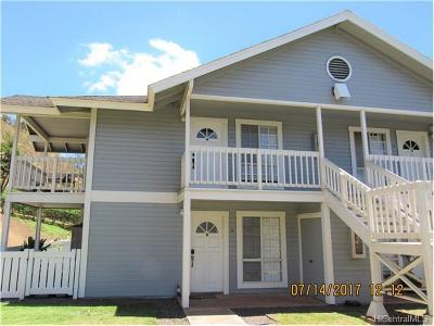 Kapolei Condo/Townhouse In Escrow Showing: 92-1145 Hame Street #18/202