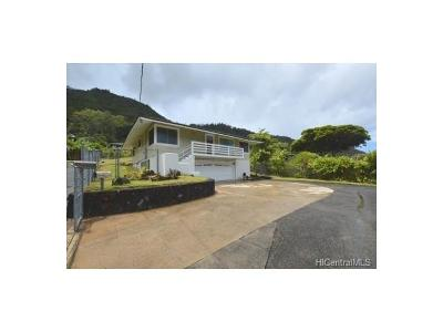 Rental For Rent: 3329 Woodlawn Drive (Manoa) #B