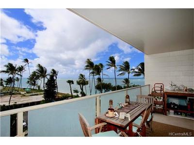 Hauula Condo/Townhouse For Sale: 53-549 Kamehameha Highway #503