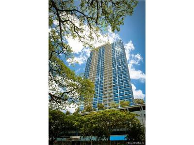 Honolulu Condo/Townhouse For Sale: 909 Kapiolani Boulevard #708