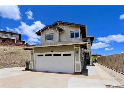 Kapolei Single Family Home For Sale: 92-779 Kuhoho Street