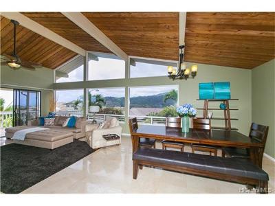 Honolulu Single Family Home For Sale: 1111 Kaumoku Street