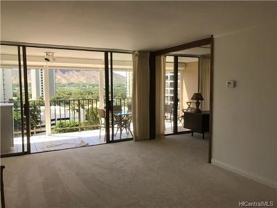 Honolulu Condo/Townhouse For Sale: 250 Ohua Avenue #10E