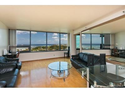Honolulu Condo/Townhouse For Sale: 1330 Ala Moana Boulevard #1002