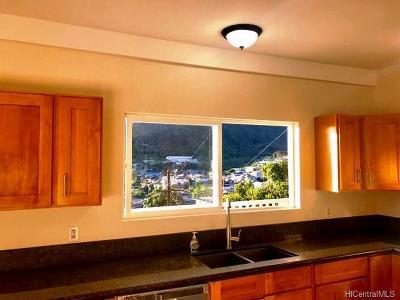 Honolulu Single Family Home For Sale: 1550 Monte Street #1550