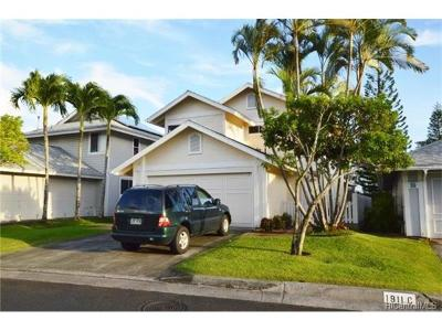 Rental For Rent: 98-1911 Kaahumanu Street (Crest at Wailuna) #B