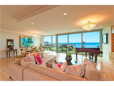 Honolulu County, Hawaii County Condo/Townhouse For Sale: 1288 Ala Moana Boulevard #12E & F