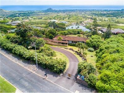 Waianae Single Family Home For Sale: 84-980 Alahele Street