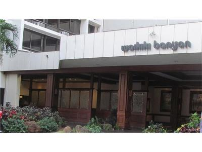 Hawaii County, Honolulu County Condo/Townhouse For Sale: 201 Ohua Avenue #3102 / T