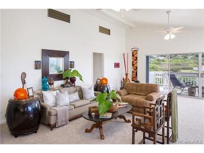 Honolulu County Single Family Home For Sale: 783 Ahuwale Street