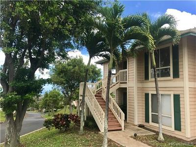 Kapolei Condo/Townhouse In Escrow Showing: 92-1220 Palahia Street #DD201