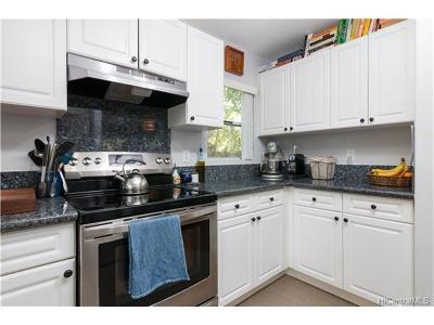 Mililani Single Family Home In Escrow Showing: 95-1111 Wikao Street #83