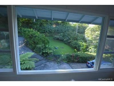 Rental For Rent: 3680 Alani Drive (Manoa-Woodlawn)