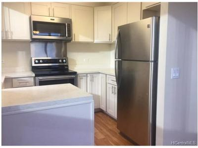 Hawaii County, Honolulu County Rental For Rent: 876 Curtis Streets #604