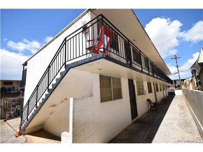 Multi Family Home For Sale: 94-111 Pupupuhi Street