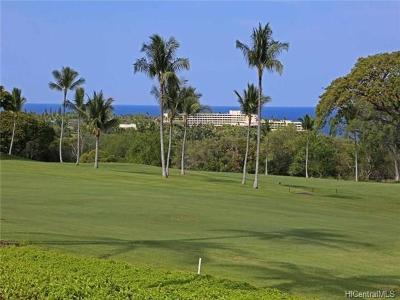 Kailua Condo/Townhouse For Sale: 78-6920 Alii Drive #123