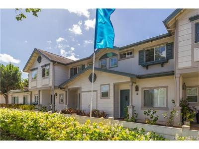 Ewa Beach Condo/Townhouse In Escrow Showing: 91-1051 Keoneula Boulevard #E4
