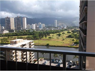 Honolulu Condo/Townhouse For Sale: 431 Nahua Street #1505