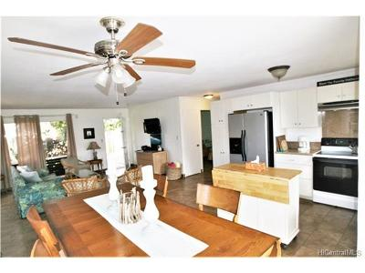 Haleiwa Single Family Home For Sale: 58-101 Mamao Street