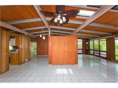 Pearl City Single Family Home For Sale: 2322 Aumakua Street