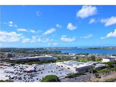 Aiea Condo/Townhouse In Escrow Showing: 98-099 Uao Place #1905