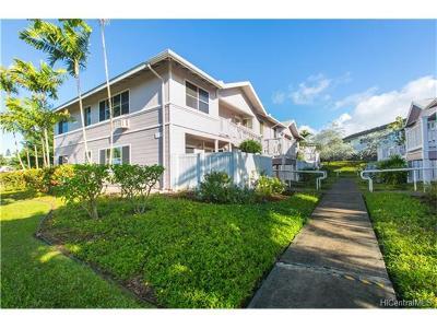 Mililani Condo/Townhouse For Sale: 95-1051 Kaapeha Street #190
