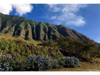 Waianae Residential Lots & Land For Sale: 84-1009 Alahele Street