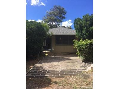 Rental For Rent: 2141 Atherton Road (Manoa-Lower) #Cottage