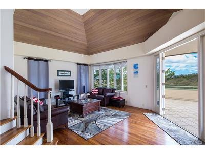 Aiea Single Family Home For Sale: 98-686 Puailima Street