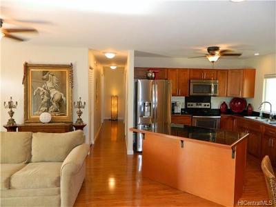 Waipahu Single Family Home In Escrow Showing: 94-500 Koaleo Street