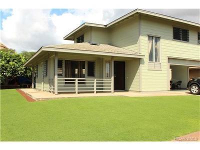 Waianae Single Family Home In Escrow Showing: 87-180 Waiolu Street