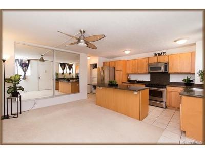 Honolulu Condo/Townhouse For Sale: 1401 Lusitana Street #206